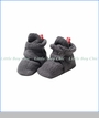 Zutano, Cozie Fleece Bootie in Grey