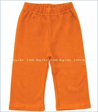 Zutano, Orange Solid Pant