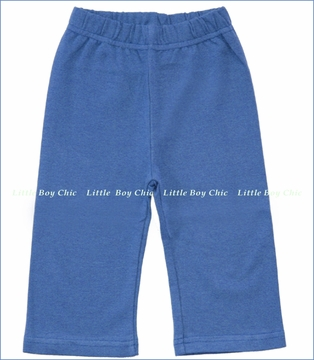 Zutano, Periwinkle Solid Pant
