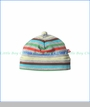 Zutano, Stellar Stripe Infant Hat in Multicoloured
