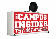 Campus Insider Lighted Delivery Sign