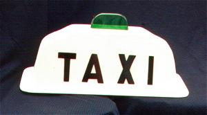 NLSC Model CFL Taxi Light