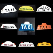 NLSC Taxi Top Lights