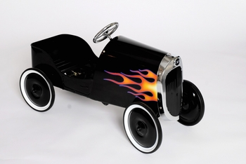 All Steel Classic Hot Rod Pedal Car
