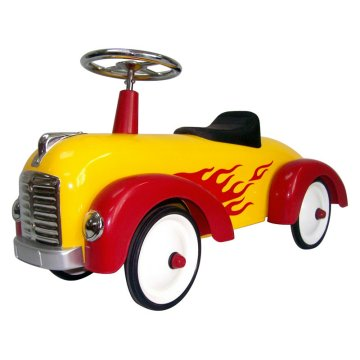 All Steel Hot Rod Scooter Unique Baby Toys Baby Gifts