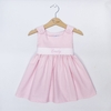 Baby Girl Pink Gingham Dresses (Can Be Personalized)