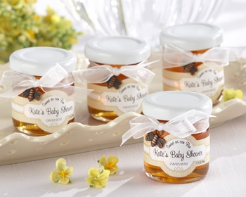 Bee My Honey Personalized Clover Honey (Priced in Sets of 12)
