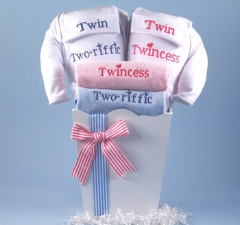 Boy And Girl Twins Set