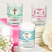 Custom Candle Holder Shot Glass