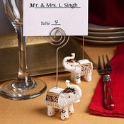 Elephant Place Card Holders