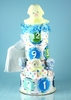 First Year Baby Shower Cake