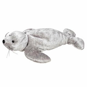 Floppy Plush Baby Seal