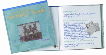 Grandparent Memories Keepsake Book