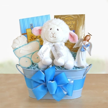 Inspirational Baby Boy Basket (Out of Stock)