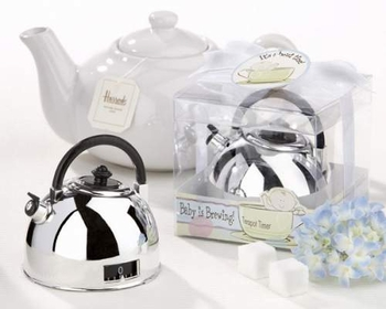 It's Baby Time Teapot Timer