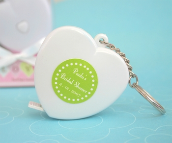 �Key to My Heart� Tape Measure