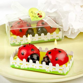 Little Baby Ladybug Candles (Out of Stock)