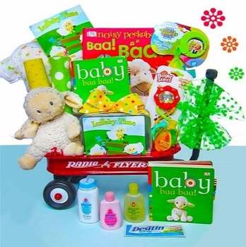 Little Lullaby Gift Wagon Set