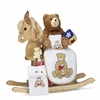 Neutral Gender Rocking Pony Gift Set