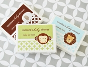 Personalized Animal Theme Gum Boxes