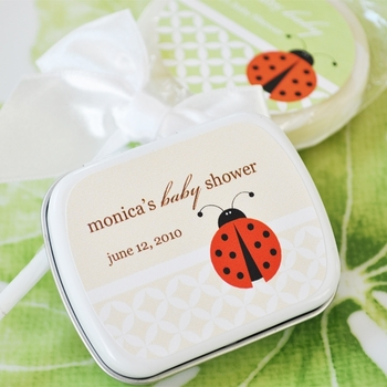 Personalized Animal Themed Mint Tins (20 Designs)