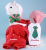 Personalized Baby Christmas Outfit