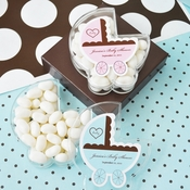 Personalized Carriage Shaped Boxes