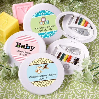 Personalized Compact Sewing Kit