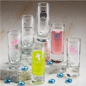 Personalized Cordial Glasses