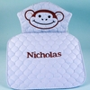 Personalized Deluxe Baby Changing Pad for Boys