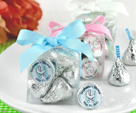 Personalized Hersheys Kisses Simplyuniquebabygifts Free