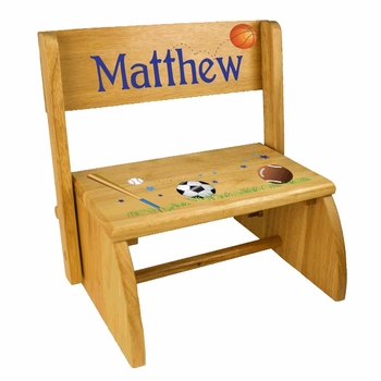 Personalized kids step stools simplyuniquebabygifts free personalized kids step stools over 70 cute designs negle Gallery