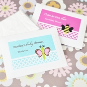 Personalized Little Critters Tissue Packets
