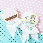 Personalized Lollipops (24 Unique Designs)