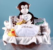 Personalized Monkey Buddies