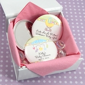 Personalized Pocket Mirrors ( Choose From 30 Different Designs)