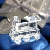 Playful Crystal Choo Choo