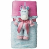 Plush Animal And Blanket Set (4 Different Designs)