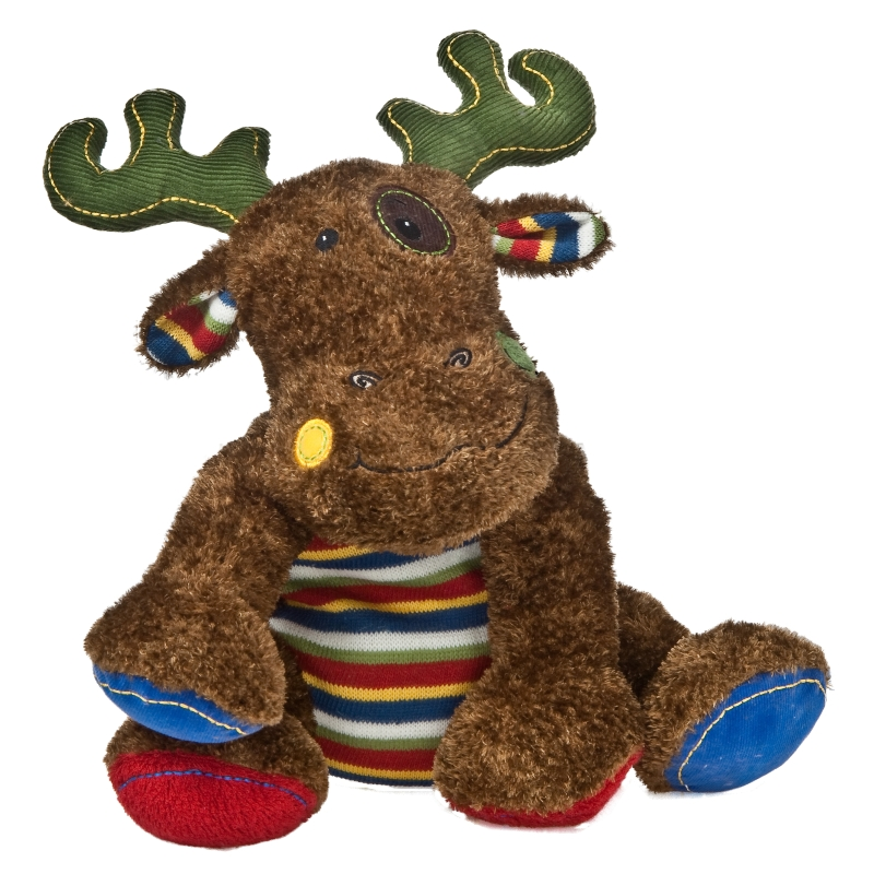 Plush Baby Moose Toy Simplyuniquebabygifts Com Free Shipping