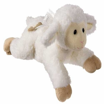 Plush Little Furry Lamb