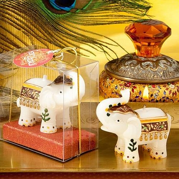 Prakruti Elephant Candles