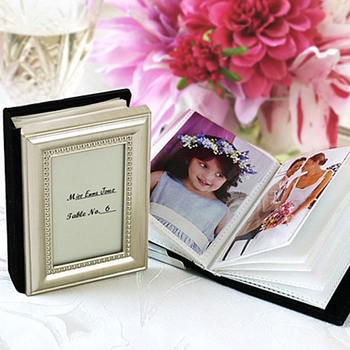 Sweet Memories Photo Album & Place Card Holder