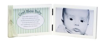 Tabletop Christening Or Baptism Frame