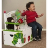 The Very Hungry Caterpillar Baby Bench Toy Box