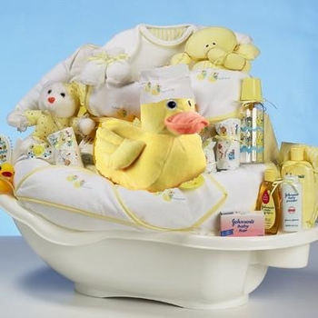 Ultimate Baby Spa & Layette Ensemble (Out of Stock)