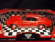 AmMuscle 29039     --     '69 C.O.P.O. Camaro / Diamond Collectibles Series #5   Limited Edition 1 of 2500
