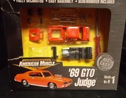 AmMuscle 31281     --     '69 GTO Judge   1:64