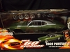 "AmMuscle 36621    --    1969 Pontiac GTO  ""Gone In 60 Seconds""  1:18"