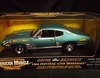 "AmMuscle 36676     --    1968 Pontiac GTO ""Bossman""  /  Arnie the ""farmer"" Beswick   /  Hobby Edition 1 of 5000    1:18"