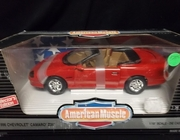 AmMuscle 7232    --     1996 Chevy Camaro Z28   1:18